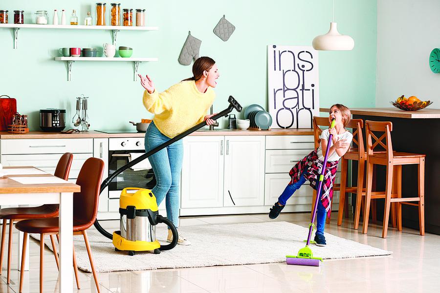 不喜歡做家務! 七招讓打掃工作 變輕鬆