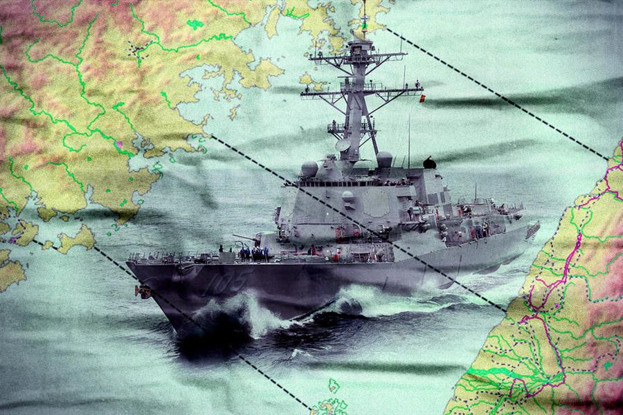 【軍事熱點】美加軍艦通過台灣海峽 宣示堅定承諾