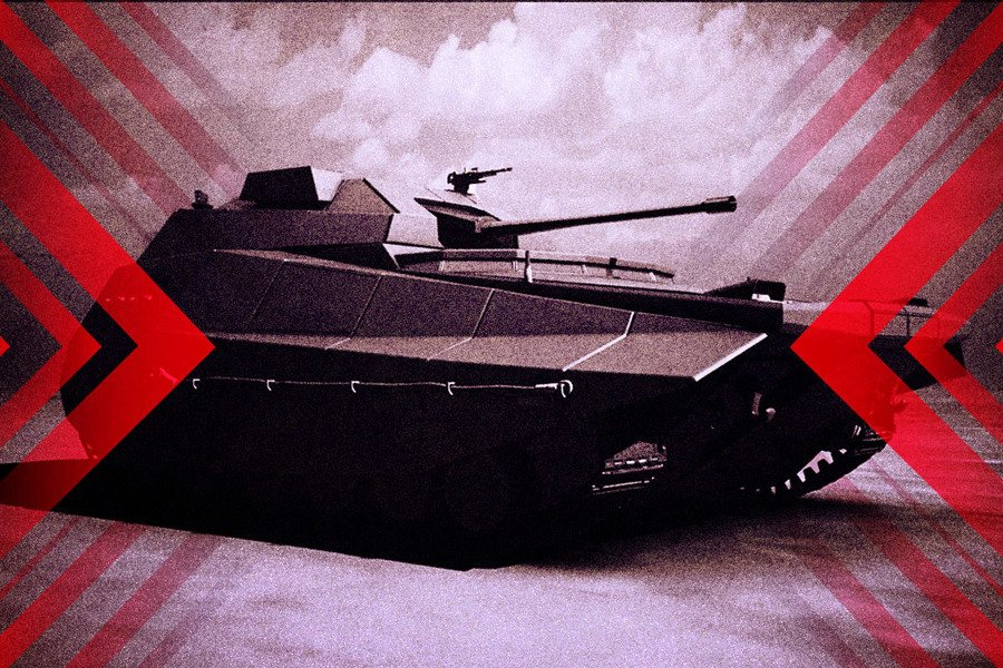 【時事軍事】以色列坦克迎來全新發展機會