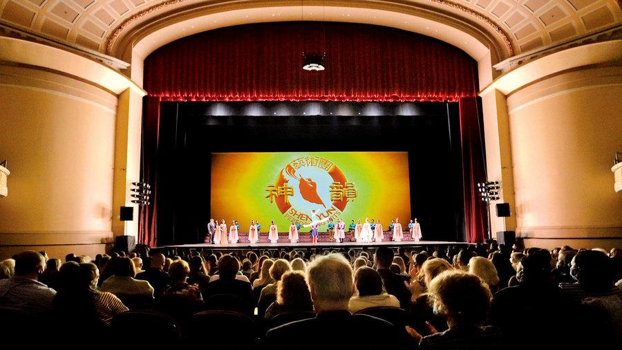 神韻緬因州締奇觀 觀眾真實感受佛法展現
