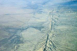 加州現新地質斷層再引超強震之憂