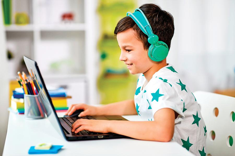 學齡兒童互聯網 安全風險及應對方法 (二)