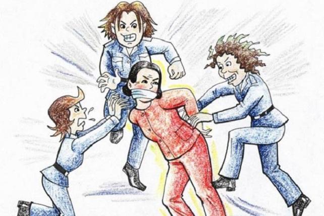 冤判四年勒索罰金一萬元 劉剛利在遼寧監獄遭酷刑
