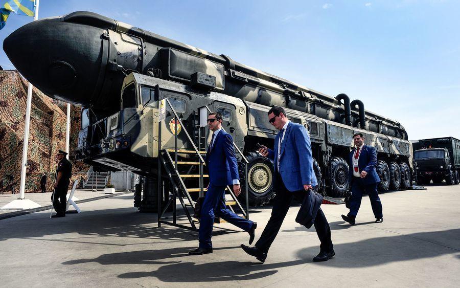 北約積極應對俄羅斯核威脅