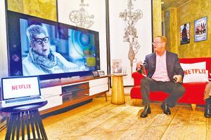Netflix進軍香港將推4K港劇