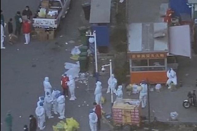 北京又增加一高風險區 疫情擴散風險仍在加大