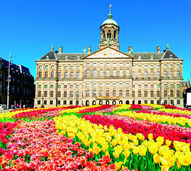 荷蘭黃金時代的結晶:阿姆斯特丹王宮