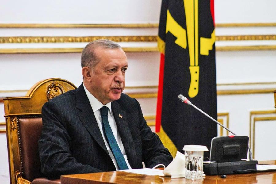 十國大使聲明不干涉內政 埃爾多安撤驅逐令