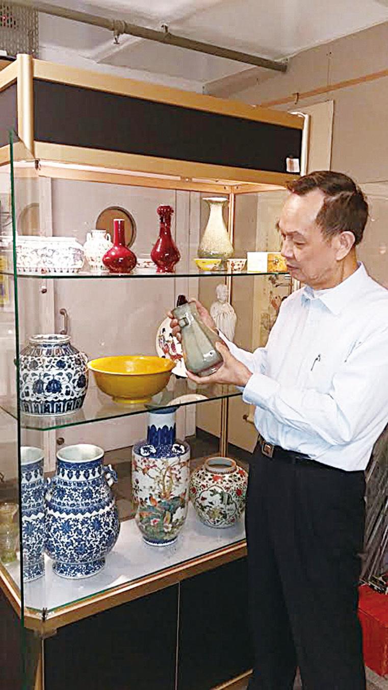 宋代五大名窯瓷器 鑒識宋代鈞窯瓷器