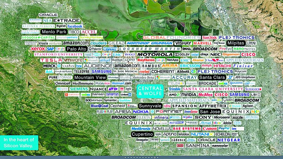 美國矽谷 工程師的創業天堂