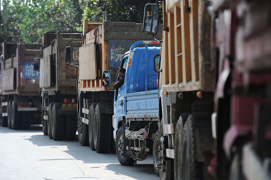 中國電荒引發柴油荒 運輸業受傷害最大