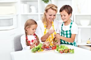 營養師建議兒童營養法則