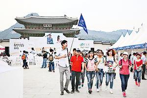 吸引大陸遊客  南韓新設10年有效簽證