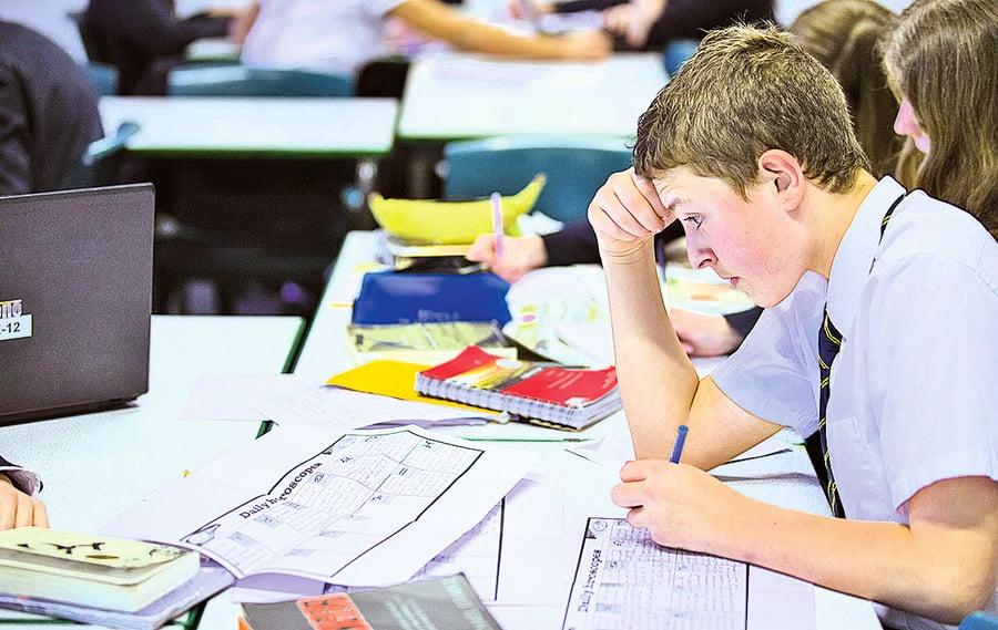外媒:英脫歐後國際學生減三成