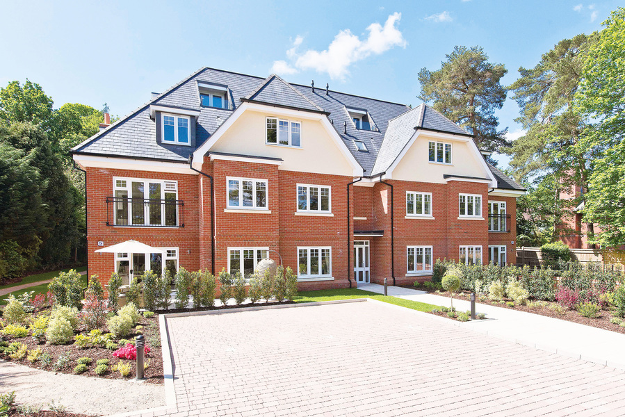 Rothsay Court by Bewley Homes 倫敦鄉間生活