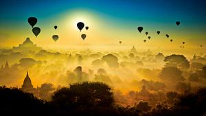 緬甸――神秘國度的世外之旅