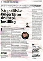 丹麥《貝林報》專題報道中共活摘罪行