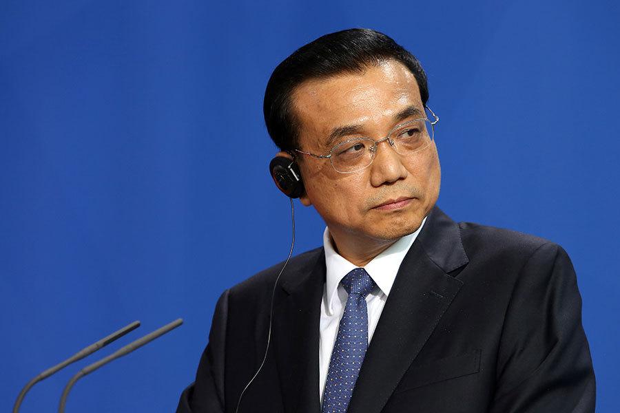 10月20日,習近平和日本首相安倍晉三在APEC峰會期間會晤了10分鐘。據悉,安倍還邀請李克強(圖)訪日,但習近平沒有給出明確答覆。(Adam Betty/Getty Images)