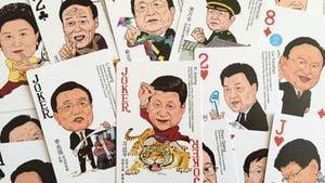 兩政治局委員或基本手握十九大入常門票