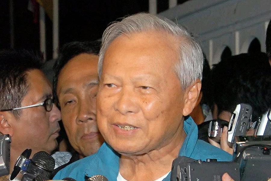 泰王儲暫不登基 樞密院主席任臨時攝政王