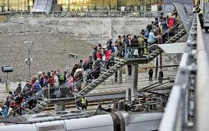 政策轉彎 瑞典將遣8萬難民