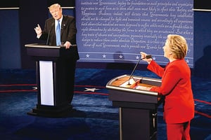 歐洲人如何評議 美國總統和美國大選
