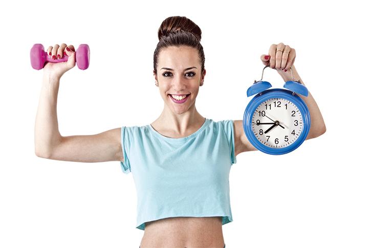 如果你成天坐著 需運動健身多久
