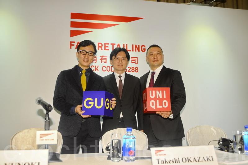 日時裝品牌GU明年在港開店