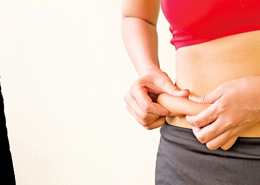 改善肥胖體態的5種食物