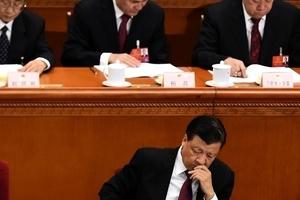 劉雲山離間習近平和胡錦濤的陰謀遭挫敗