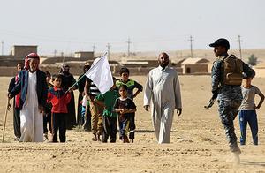 摩蘇爾戰役IS迫民眾當肉盾