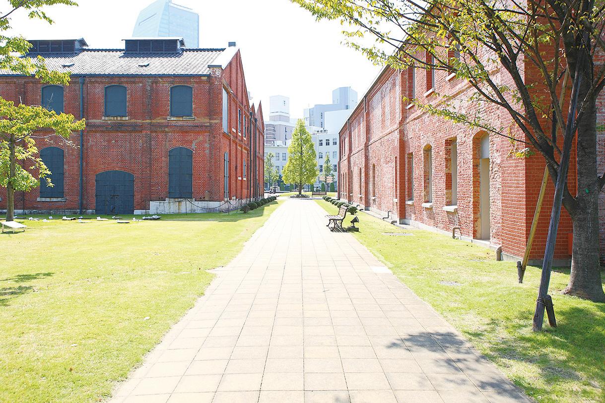 Noritake工場。