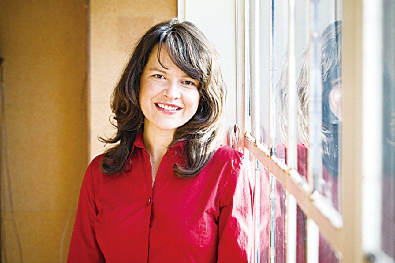 「講正面故事的人」(Storytellers for Good)組織創建人卡拉‧瓊斯(Cara Jones)。(Cara Jones提供)