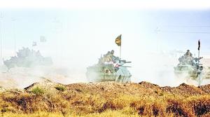 摩蘇爾收復戰 聯軍初戰告捷