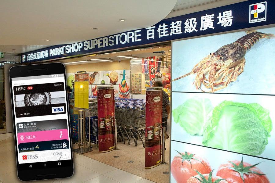 Android Pay今登陸香港 五千多商店接受使用
