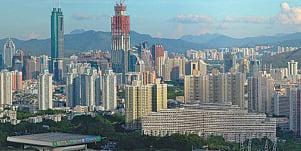 深圳樓價一路飆升  槓桿風險顯現