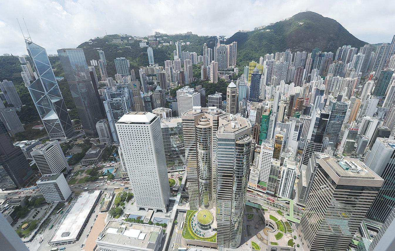 近日有消息曝出,港元資產成為大陸買家投資的熱門選擇。( Getty Image)