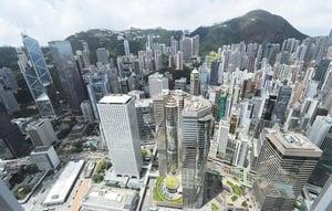 中國投資者大買香港地產