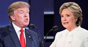 美國大選最後一場辯論 候選人敵對再升級