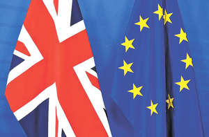 脫歐公投前 英首相與歐盟談判