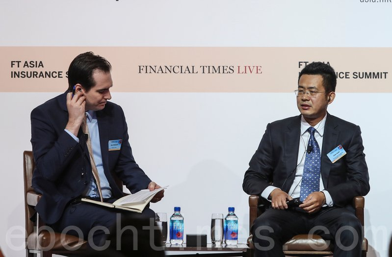 中國保險資產規模料15萬億
