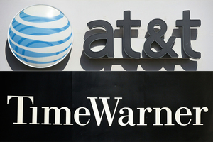 AT&T收購時代華納達協議