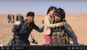 逃脫IS魔掌的摩蘇爾女童:以為援軍不會來了