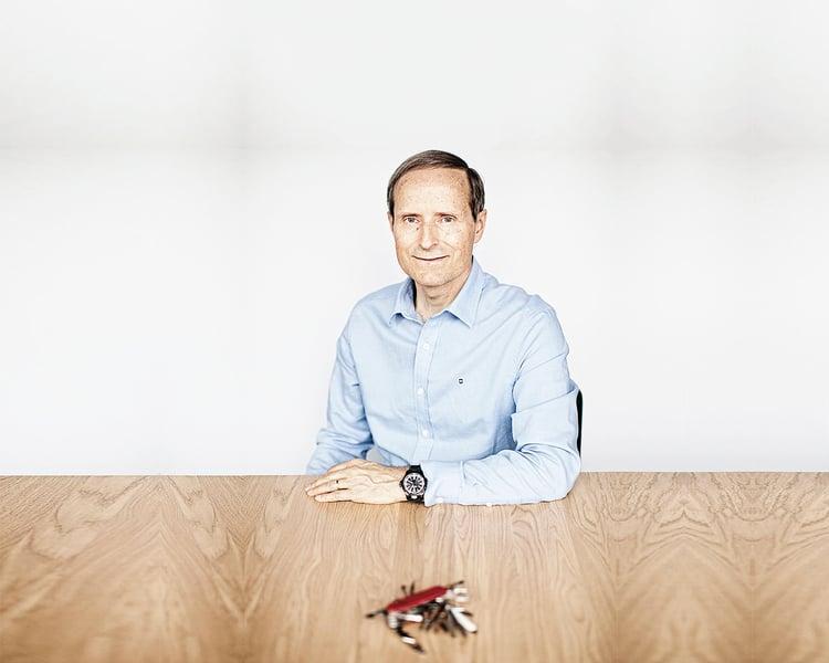 專訪Victorinox CEO:我們要的是世代傳承(上)