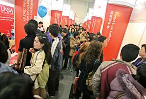 中國小留學生居多國首位