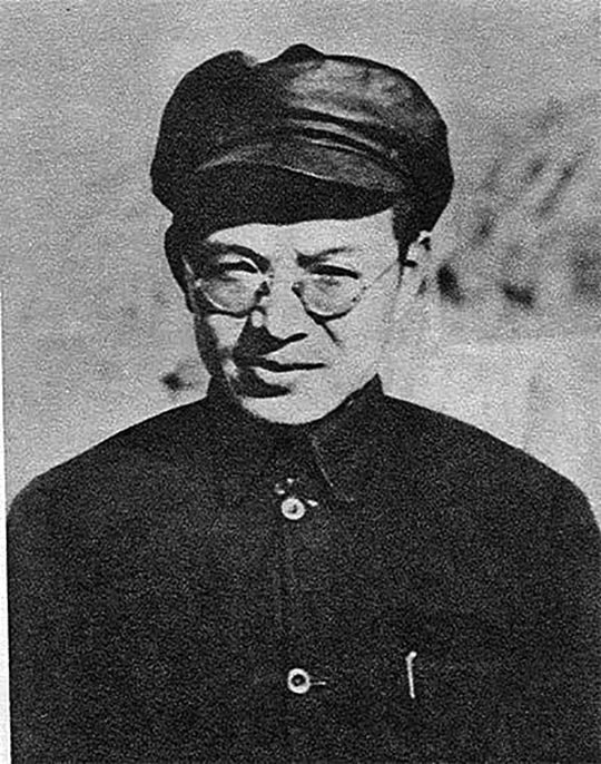 1935年1月遵義會議後,張聞天替代博古,成為中共總書記。(維基百科)