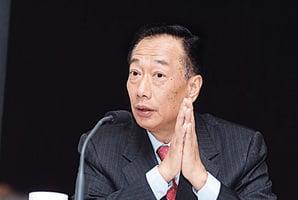 從2萬到9000億人民幣 鴻海科技集團總裁郭台銘的創業歷程