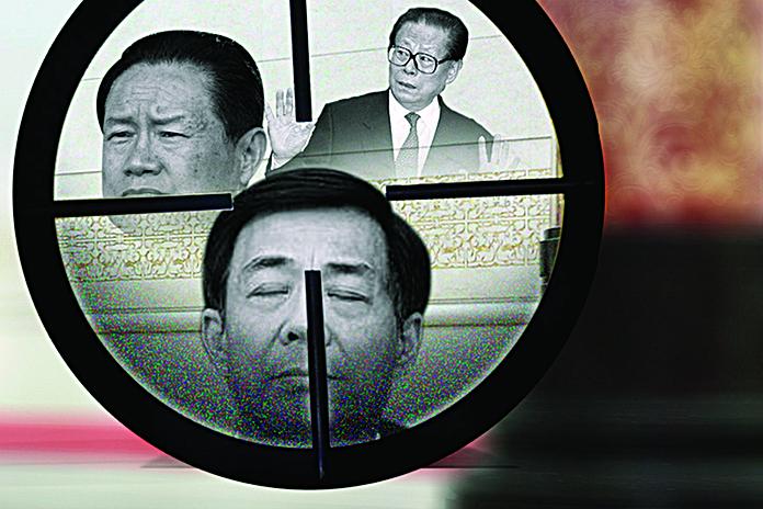圍剿10國級高官 習王釋抓江信號