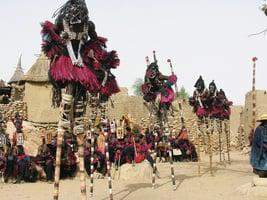 非洲多貢部落的傳說或證實 天狼星人拜訪過地球