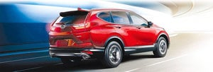 Honda全新第五代CR-V亮相